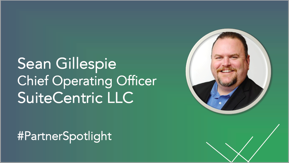 Sean Gillespie - SuiteCentric LLC (1)